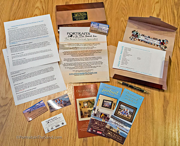 gift cert package